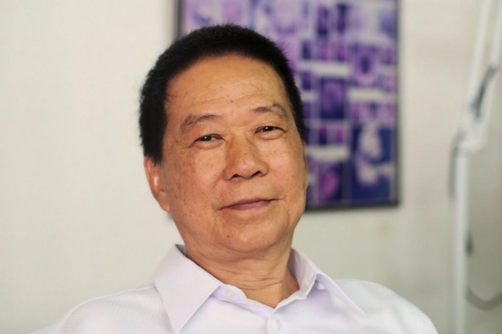 En. Kee Seow Whai, pakar buasir yang berpengalaman.